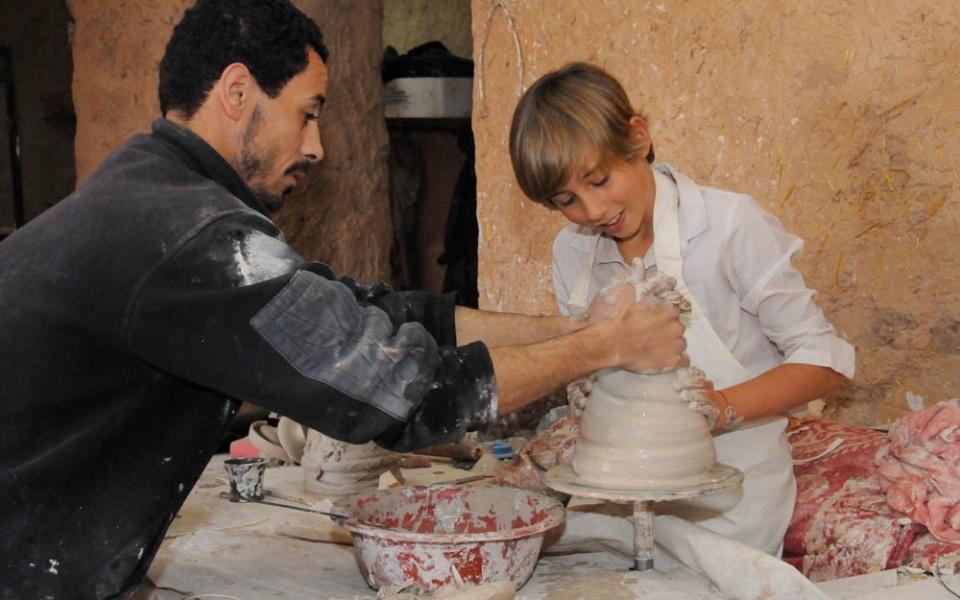 BELDI cours de poterie 2